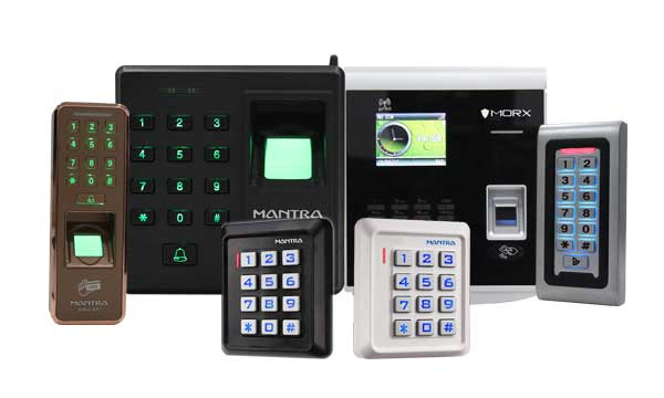 Stand Alone Access Control